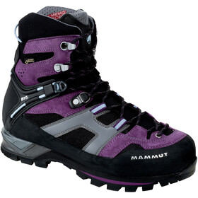 Mammut Magic High GTX - Chaussures Femme - violet/noir